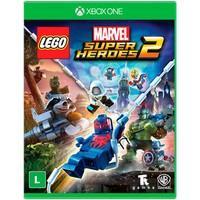 LEGO® Marvel Super Heroes 2 Já não era sem TEMPO! Junte-se aos seus super-heróis e supervilões favoritos, das mais diversas eras e realidades, para en