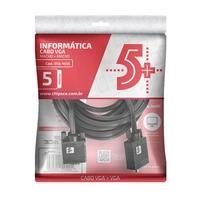 5+ é uma linha de periféricos e acessórios de informática com aquele algo a mais! Conectividade, durabilidade, praticidade, mobilidade e qualidade.