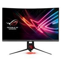 O monitor ROG Strix XG32VQ oferece o equilíbrio perfeito entre jogos e qualidade de imagem brilhante, para que você possa desfrutar até dos visuais qu