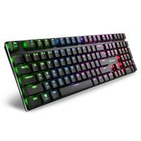 Teclado Gamer Sharkoon Switch Mecânico Kailh Red, RGB, US - PureWriter RGB