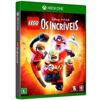 Game Lego Disney-Pixar Os Incríveis Xbox One LEGO novamente surpreende os fãs da franquia de sucesso da Warner Bros, desta vez reunindo o mundo divert