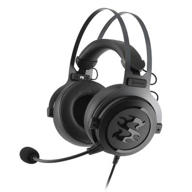 Headset Gamer Sharkoon Preto Skiller SGH3