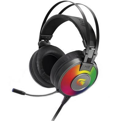 O novo Headset Gamer da Fortek chegou. G Pro chega trazendo conforto e tecnologia de ponta no mercado. A tecnologia 7.1 proporciona ao usuário maior q