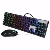 A combinação de um mouse com formato renomado e um teclado extremamente confortável, alta-durabilidade de até 50 milhões de cliques e agora equipado s