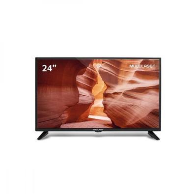 Tela 24 HD Multilaser, a melhor experiência em entretenimento digital! Imagens em alta definição para você não perder nenhum detalhe do futebol, novel