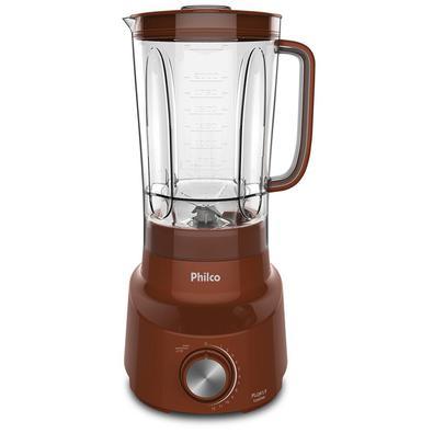 • O Liquidificador Philco PLQ915V 1200W, potência que te leva muito além na hora de cozinhar!• Com 12 velocidades + pulsar / autolimpeza, ideal para p