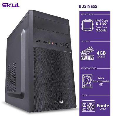 *** SKUL - BUSINESS ***Seja para grandes ou pequenas empresas, nossa linha Skul Business é completamente pensada para atender às necessidades de profi