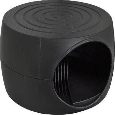 """Suporte para monitor SM100 preto,Suporte compacto para monitor, funcional e decorativo,Pode ser utilizado para monitores CRT (de tubo) de até 19"""", (de"""