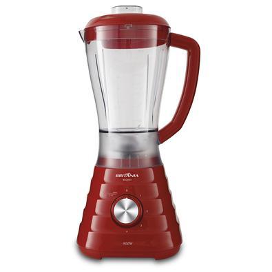 ? O Liquidificador Britânia  BLQ950V oferece 900W de potência, perfeito para você ir muito além na hora de fazer deliciosas receitas!? Com 4 velocidad