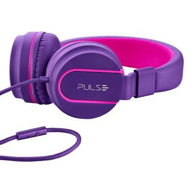 Compacto, prático e atraente, são alguns dos atributos deste headphone. A malha externa emborrachado garante durabilidade e preservação da aparência e