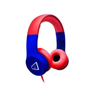 O headphone que diverte e garante a segurança auditiva das crianças.Tecnologia de limitação de volume constante em até 85dB.Atende o padrão estabeleci
