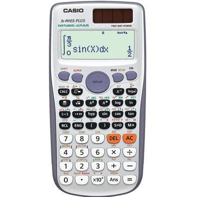 Calculadora cientifica visor natural de 4 linhas alfanuméricas, 12 dígitos, ideal para estudantes universitários,A mais completa calculadoras científi