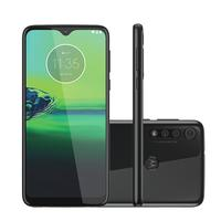 O Moto G8 Play da Motorola é perfeito para você ampliar a sua diversão, sua tela Max Vision HD+ de 6,2´´ é ideal para quem deseja ter uma imersão tota