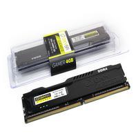 A Memória RAM Oxy Gamer é extremamente confiável, projetada e testada para oferecer performance e qualidade, com preço acessível e garantia vitalícia.
