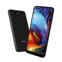 """O Philco PCS02P Hit Max é mais um integrante da família de Smartphones Philco! Com display infinito de 6"""" IPS ele supera as expectativas de quem preci"""
