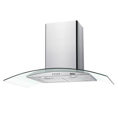 ?  Para acabar com os odores indesejáveis e toda fumaça da sua cozinha, você pode contar com a Coifa de Parede Glass Philco 90 PCO90G!?  Ideal para fo
