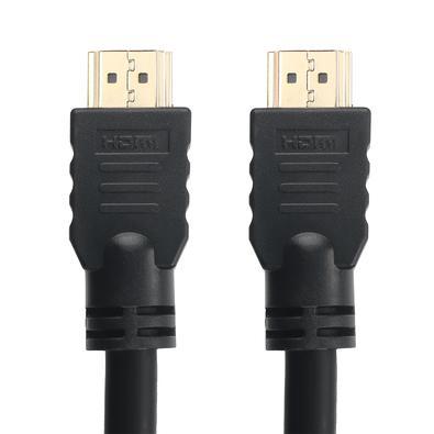 A linha de acessórios mais completa e desenvolvida com alta qualidade e padrão. Portátil, o Cabo HDMI oferece alta definição de atá 1080 HD/ 3D e tran
