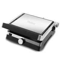 O Grill Master Press Philco PGR04PI além de lindo é muito prático. Ele pode ser utilizado como sanduicheira ou como Grill na posição aberta, em 180º.