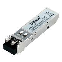 A nova linha de Conversores de Interface Gigabit (GBICs) e Transceptores de Pequenos Formulários (SFPs) da D-Link representa uma combinação líder de m