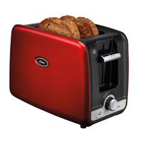 Design exclusivo Oster Prepara até 2 fatias de pão ao mesmo tempo. Suas aberturas mais largas permitem tostar uma grande variedade de pães. Acabamento
