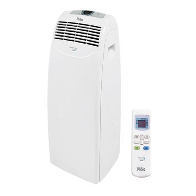 Sem precisar de instalação fixa, o Ar Condicionado Portátil Philco 13000Btus PH13000 resfria, ventila, desumidifica e pode ser utilizado em diferentes