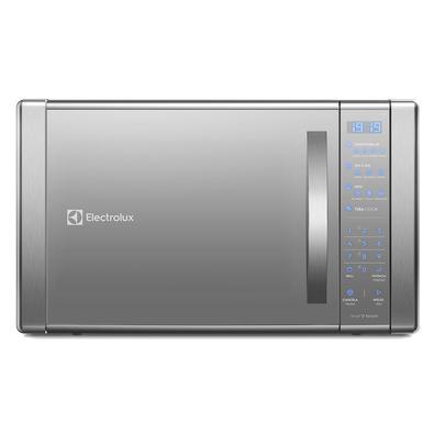 Sua cozinha merece um eletrodoméstico prático e funcional. Com o Micro-ondas de painel blue touch e função Grill (ME41X) suas refeições vão ficar pron