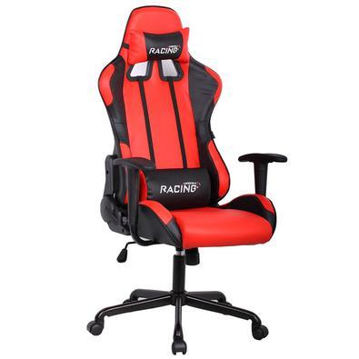 CADEIRA GAMER SHANGHAI Com o design moderno, essa cadeira é, ideal pra quem se preocupa com estética sem abrir mão do conforto. Ideal para estilo de v