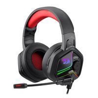 Áudio dedicado para jogos. Os drivers de alto-falante de 53 mm são projetados para produzir detalhes. Paisagem sonora equilibrada com distorção ultrab