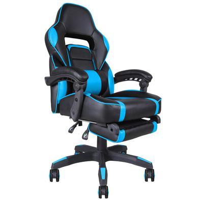 Com o design moderno, essa cadeira é ideal pra quem se preocupa com estética sem abrir mão do conforto. Ideal para estilo de vida Gamer! ? Cadeira Gam