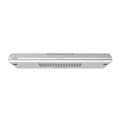 Ideal para livrar sua cozinha de fumaça e cheiro indesejados, o Depurador Britânia 2 em 1 Slim BDR90I possui 3 camadas de filtro de alumínio para elim