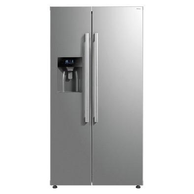 Com visual moderno e elegante que agrega muito mais requinte para a cozinha a Side By Side Philco PRF520DI é Freezer e Geladeira. Mais praticidade em