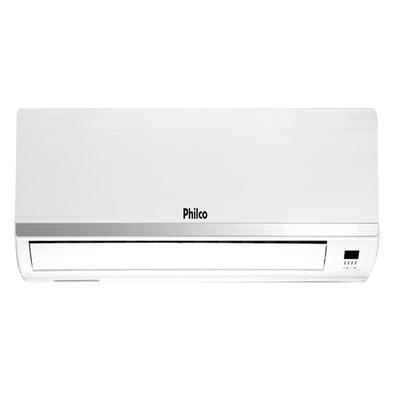 Seus dias com o equilíbrio térmico que você precisa com o Ar Condicionado Split 18000 Btus Frio Philco! Conta com controle de temperatura digital de 1
