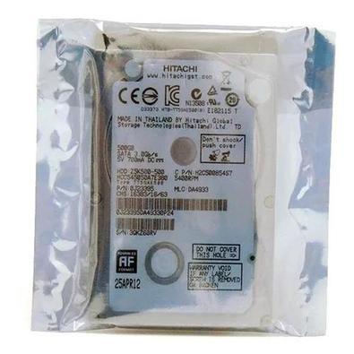 HD Notebook Hitachi, 500GB, Sata, 3.0 Gb/s, Slim, 7mm, HDD..