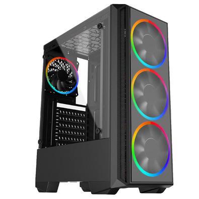 Computador Gamer Skill, AMD Ryzen 5 3400G 4.2Ghz, Radeon RX VEGA 11, 8GB DDR4, SSD 120GB..