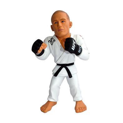 Com as novas Action figures Ultimate Collector tematizadas com os lutadores icônicos do cenário brasileiro de UFC, você pode decorar seu quarto com no