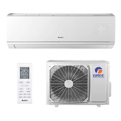 O ar condicionado Split Eco Garden Gree Inverter possui perfeita combinação de design e economia de energia, possibilitando climatização e conforto pa