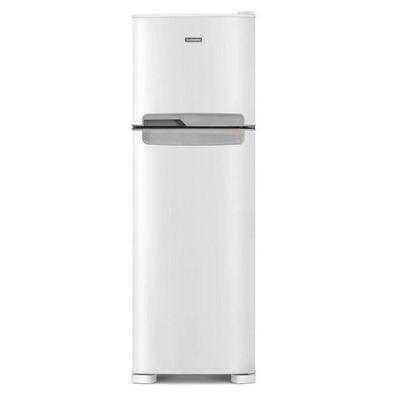 Geladeira Continental tem alta capacidade de armazenamento, com um super freezer robusto e flexível que possui 91 litros de capacidade para armazenar