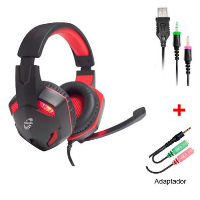 Headset Gamer DIGITAL LED, Preto - MK1L..