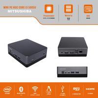 Mini PC NUC Core I3 5005U 8G SSD256GB Linux Mitsushiba..