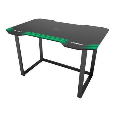Mesa Gamer Fortrek HMG01 Preta com Verde..