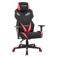 A Cadeira Gamer Executiva PRO-X Gaming Reclinável Giratória Preto/Vermelho é o produto perfeito para os amantes de jogos! Conforto e qualidade impress