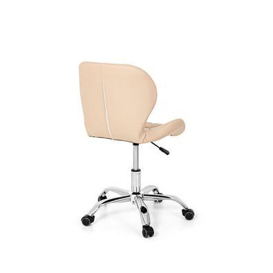Cadeira Office Eiffel Slim Base Giratória  A Cadeira Office Eiffel Slim Base Giratória é feita em polipropileno revestida por material sintético, apre