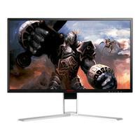 Tenha em sua casa o primeiro monitor gamer com tempo de resposta super-rápido de 0,5 ms (MPRT) e aproveite um desempenho excepcional com mais velocida