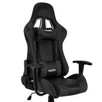 Cadeira Gamer MoobX GT RACER Preto Conheça a MoobX. Qualidade, design diferenciado e produtos que se encaixam perfeitamente no seu ambiente gamer! As