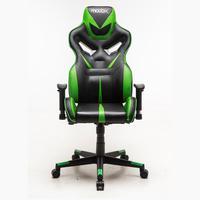 Cadeira Gamer MoobX Fire Verde A MoobX chegou para inovar o conceito de conforto, design, praticidade e ergono Já imaginou jogar por um dia inteiro se