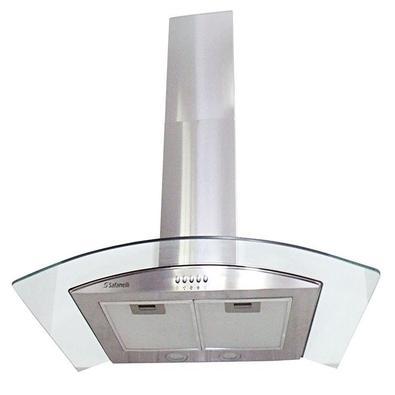 Design e eficiência na sua cozinha com a coifa Safanelli. Tem função exaustor e depurador permitindo a utilização para diferentes necessidades, prátic