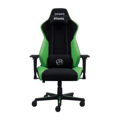Chegou uma nova geração de cadeiras Mad Racer, para os gamers que querem chegar ao último nível do pódio. Com a MadRacer V8 Turbo, conforto e qualidad