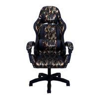 Cadeira Gamer X Fusion, Suporta até 120kg, Verde Musgo - C.123..