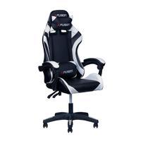 Cadeira Gamer X Fusion, Suporta até 120kg, Branca - C.123..