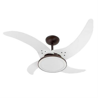 Os ventiladores de teto da linha 4 Pás são desenvolvidos para oferecer ao usuário o melhor desempenho e maior qualidade. O novo desenho oferece nova o